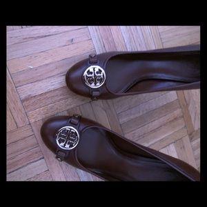 Tory Burch Platform Heels